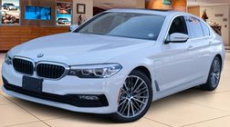 2018 BMW 5 Series 530e xDrive iPerformance