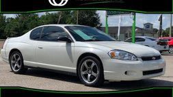 Used Chevrolet Monte Carlo for Sale in Lafayette, LA: 403 Cars from