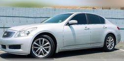 2009 Infiniti G37 Sedan G37