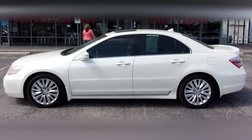 2011 Acura RL Tech Pkg