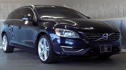 2016 Volvo V60 T5 Platinum