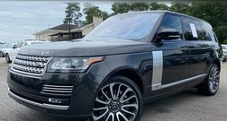 2017 Land Rover Range Rover Autobiography LWB