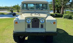 1965 Land Rover  All new