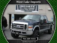 2008 Ford Super Duty F-350 Lariat