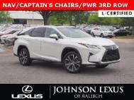2018 Lexus RX 450hL Base