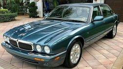 2000 Jaguar XJ-Series XJ8L