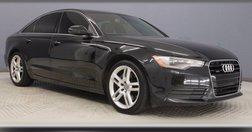 2015 Audi A6 2.0T quattro Premium Plus