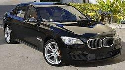 2012 BMW 7 Series 760Li