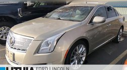 2014 Cadillac XTS Platinum Collection