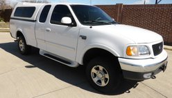 2000 Ford F-150 Long Bed 4D
