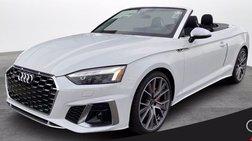2021 Audi S5 3.0T quattro Prestige
