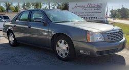 2005 Cadillac DeVille Sedan