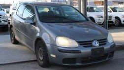 2007 Volkswagen Rabbit PZEV