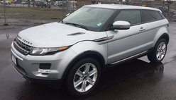 2012 Land Rover Range Rover Evoque Coupe Pure