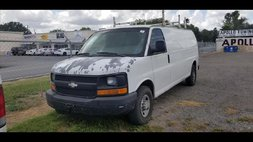 2004 Chevrolet Express Cargo Van 3500