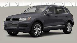 2014 Volkswagen Touareg TDI Executive