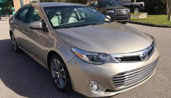 2015 Toyota Avalon XLE Touring