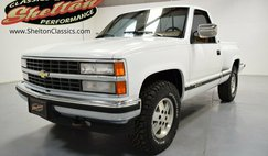 1991 Chevrolet C/K 1500 K1500 Scottsdale