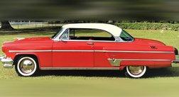 1954 Lincoln  2 Door Hardtop