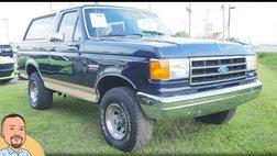 1989 Ford Bronco Eddie Bauer