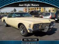 1972 Buick Riviera 2dr Coupe