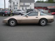1985 Chevrolet Corvette 2dr