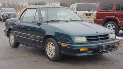 1993 Dodge Shadow ES