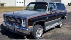 1988 Chevrolet Blazer Base