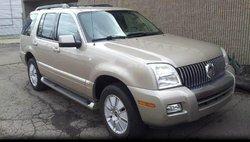 2006 Mercury Mountaineer Luxury