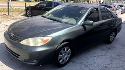 2003 Toyota Camry XLE