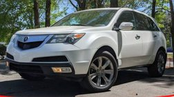 2010 Acura MDX SH-AWD w/Advance w/RES