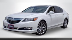 2017 Acura RLX w/Advance