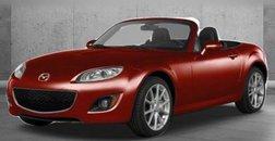 2011 Mazda MX-5 Miata Sport