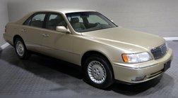 1998 Infiniti Q45 Luxury Performance