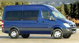 2007 Dodge Sprinter 2500 144-in. WB
