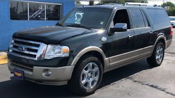 2014 Ford Expedition EL 4WD 4dr King Ranch
