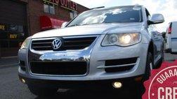 2009 Volkswagen Touareg 2 VR6 FSI