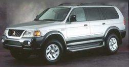 2000 Mitsubishi Montero Sport LS