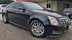 2012 Cadillac CTS 3.0L Luxury