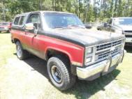 1986 Chevrolet Blazer Silverado