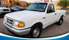 1995 Ford Ranger Short Bed