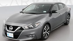 2018 Nissan Maxima SV Sedan 4D