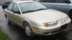 2001 Saturn S-Series SL1
