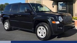 2010 Jeep Patriot Sport