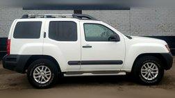 2015 Nissan Xterra 2WD 4dr Auto S