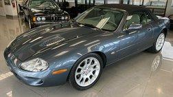 2000 Jaguar XKR Base