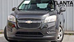2015 Chevrolet Trax LS
