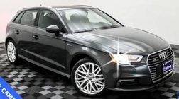 2018 Audi A3 Sportback e-tron 1.4T Premium