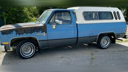 1987 Chevrolet R/V 10 Series