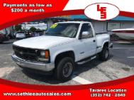 1994 Chevrolet C/K 1500 Step Side Double O Special